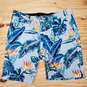 Tommy Hilfiger Hawaiian shorts